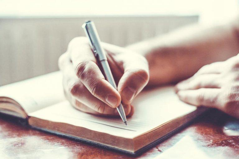 Cómo escribir puede mejorar tu recuperación
